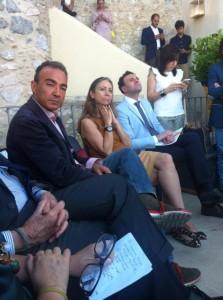 Antonio Gallo e Cinzia Malvini