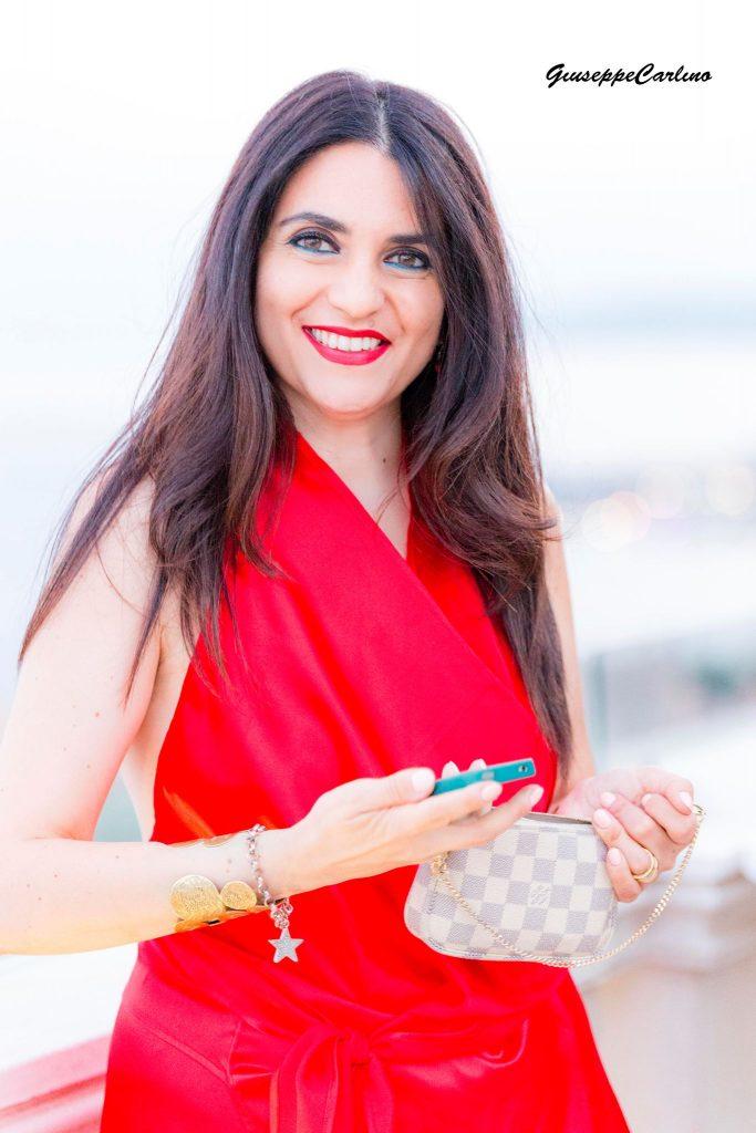 Agata Patrizia Saccone presidente e direttore artistico di Taomoda